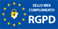 Sello RGPD clickDatos